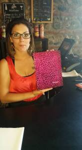 cahier pink leopard2